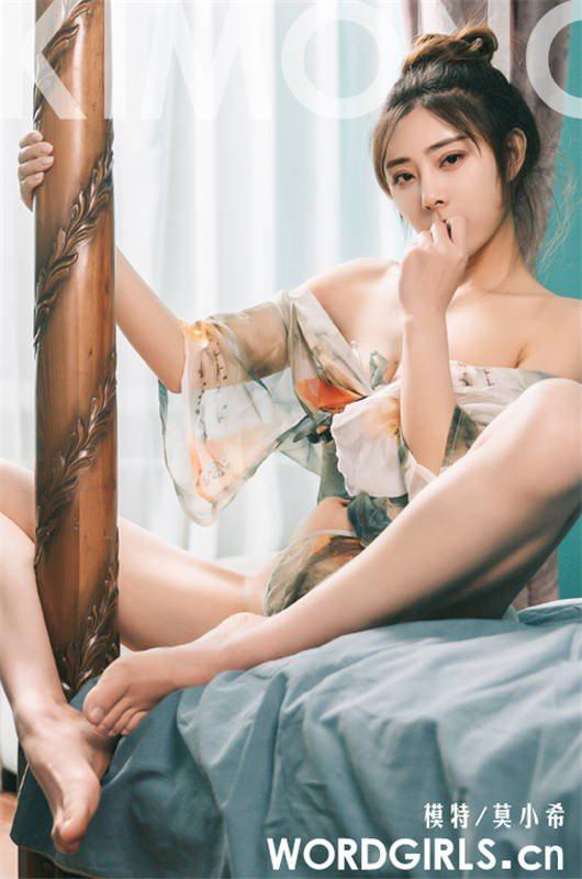 [TouTiao头条女神]2019.04.30 小希的和风诱惑[20+1P/13.6M]